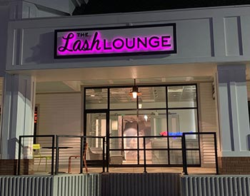 number of Lash Lounge locations