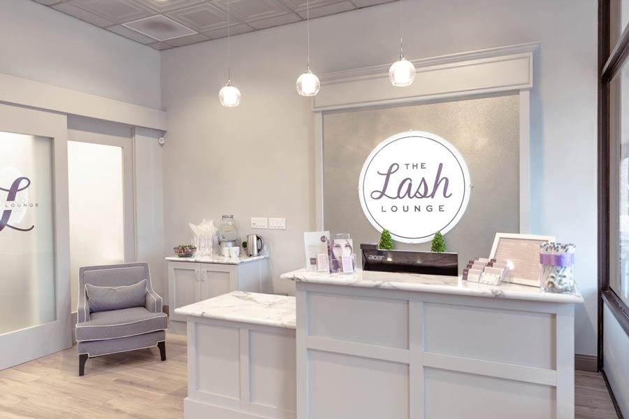 the lash lounge team from the lash lounge Hillsboro