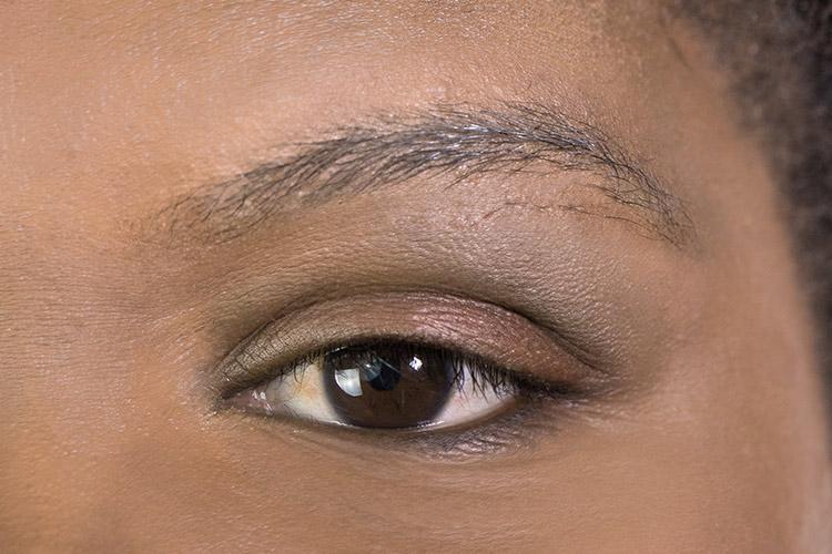 volume eyelash extensions before
