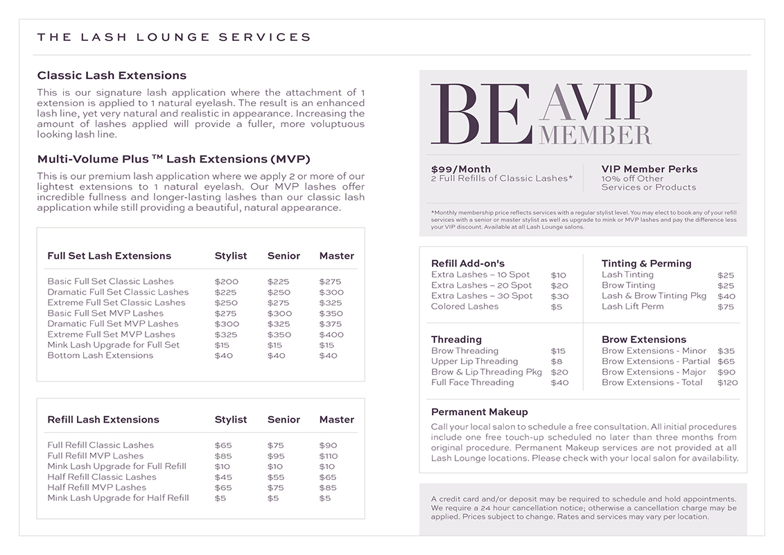 Coppell | The Lash Lounge