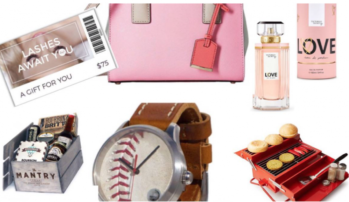 valentines' day gift guide for him and her