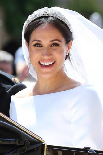 Meghan Markle's Big Day Beauty Look and How to Get It