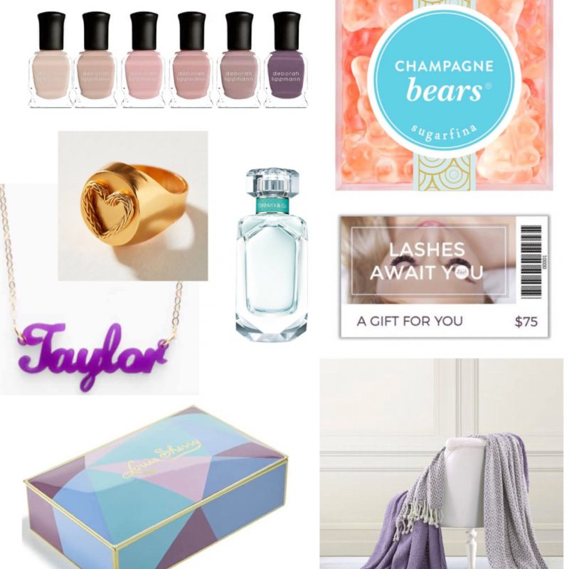 makeup, beauty, and home products to gift for valentines day