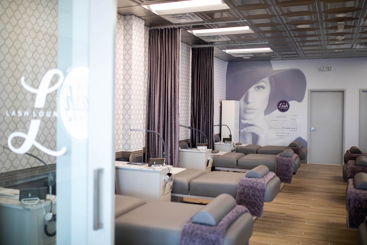 Photo of The Lash Lounge Austin – Mueller salon