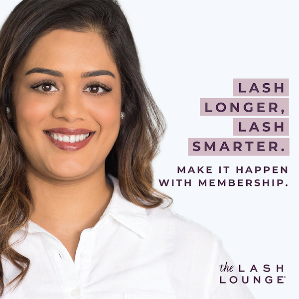 lash smarter with a lash lounge membership for full refills