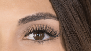 Introducing Hybrid Lashes: The Hype and How They're Different