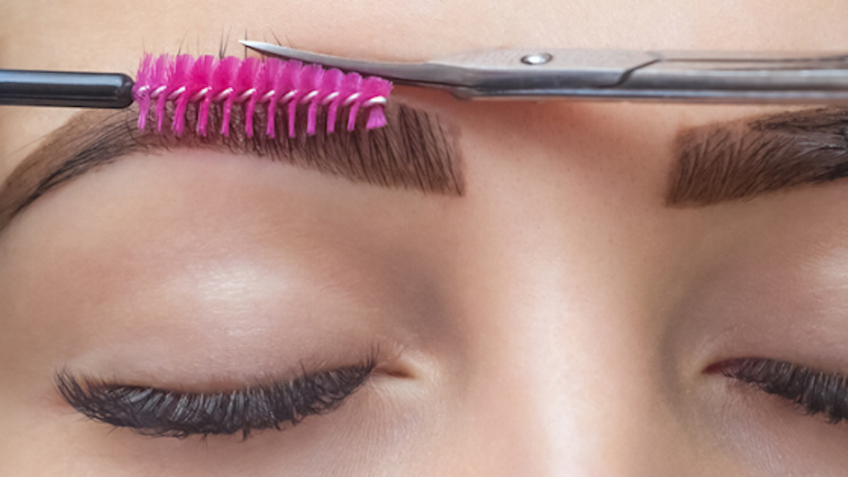 Eyelash Brush